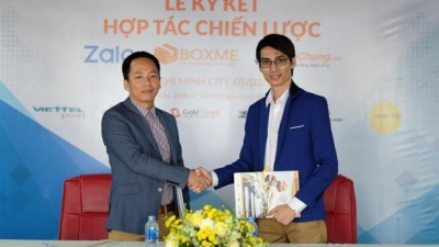 Zalo Shop partners with Shipchung and BoxMe