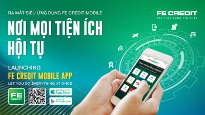 FE Credit launches digital roadmap for super financial app