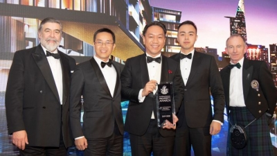 SonKim Land a double winner at International Property Awards