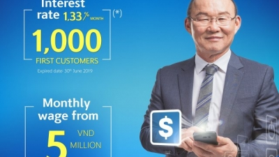 Shinhan Bank launches smart consumer loans on Zalo app