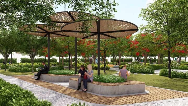 Zeitgeist metro city to add more green space