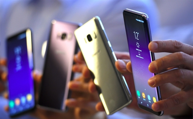 Samsung & OPPO retain lead in smartphone sales