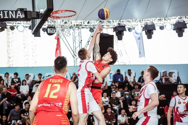 Major push to promote 3x3 basketball